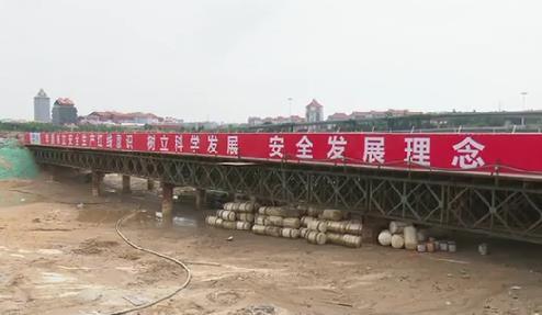 杏林湾排涝泵站加快施工进度 预计2020年完工 00:01:35