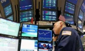 纽约股市三大股指18日下跌