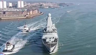 《今日关注》 20210606 美英法海军欲全球行动 美扩张战略提速?