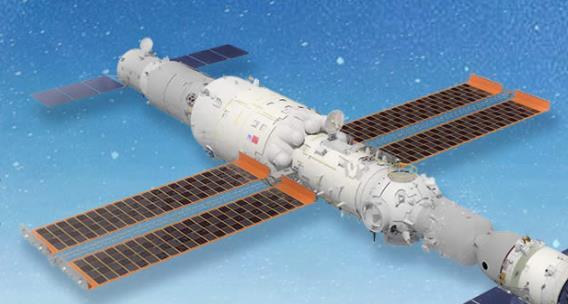 刚刚,中国空间站核心舱组合体运行轨道参数公布