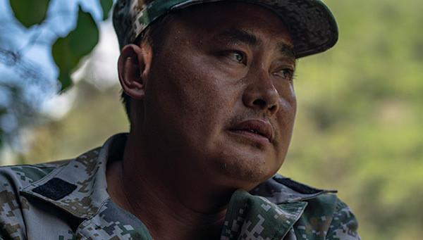 这是云南贡山县独龙江乡巴坡村委会主任王世荣