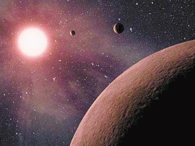 """研究太阳系起源的宝库 地球罕见金属""""现身"""" 系外行星大气"""