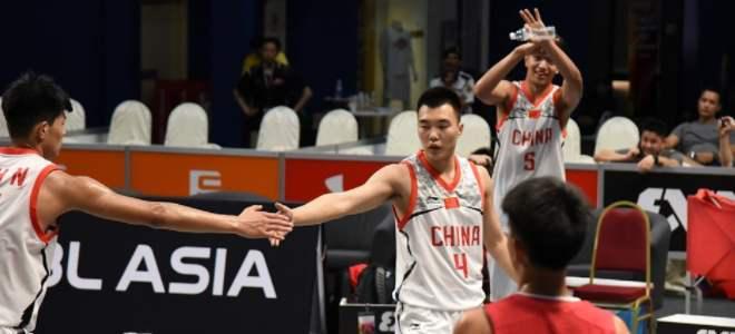 19:00直播三人篮球亚洲杯:中国男队连续出战