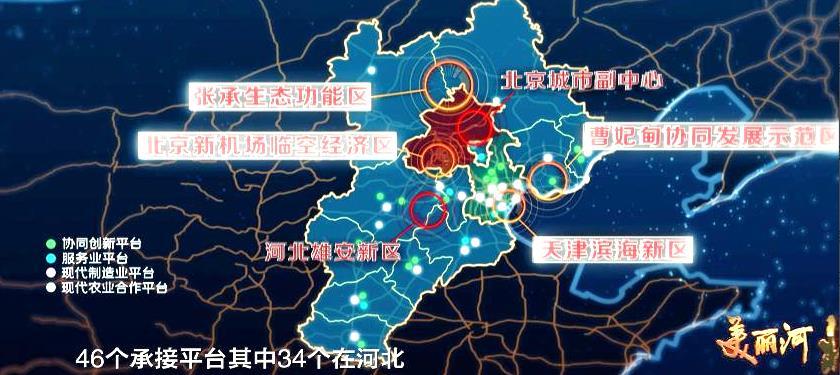 推动京津冀协同发展 河北创新、绿色、高质量取得新成效