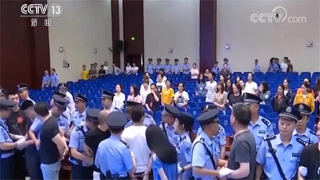 文烈宏等25人黑社会性质组织犯罪案二审宣判,怎么样了?