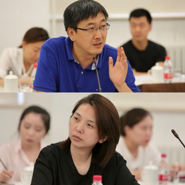 制片人池建新、總導演陳子雋分別在紀錄片《手術兩百年》創作研討會發言