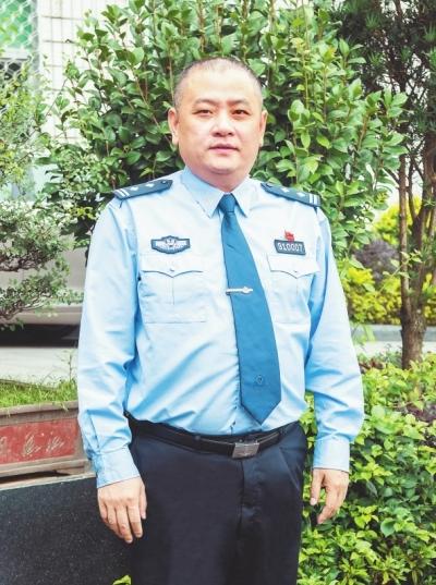 杨春生前照 宁德市公安局蕉城分局供图