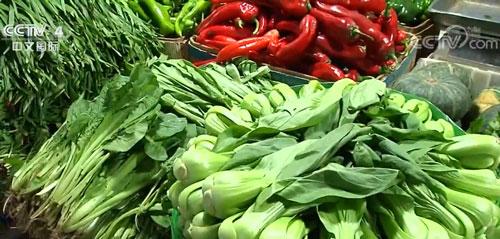 上海:中秋前夕绿菜价格平稳 肉蛋类价格有所上浮