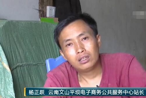 """致富达人杨正跃""""电脑+手机""""一年卖出农产品280万元!"""