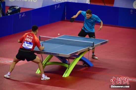 中国队挺进乒乓球男团决赛 樊振东半决赛未出场