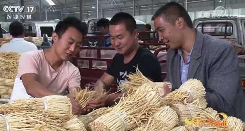 甘肃定西:电子商务平台助力各类农副产品外销