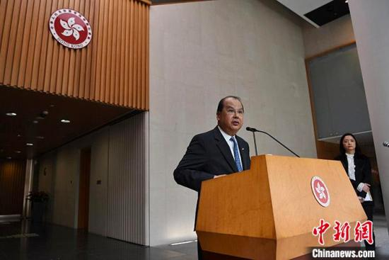 """香港特区政府正筹备第二轮""""社区对话"""""""
