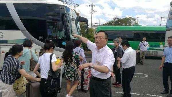 中国驻大阪总领馆积极协助我受困旅客撤离关西国际机场。(图片源自中国驻大阪总领馆网站)