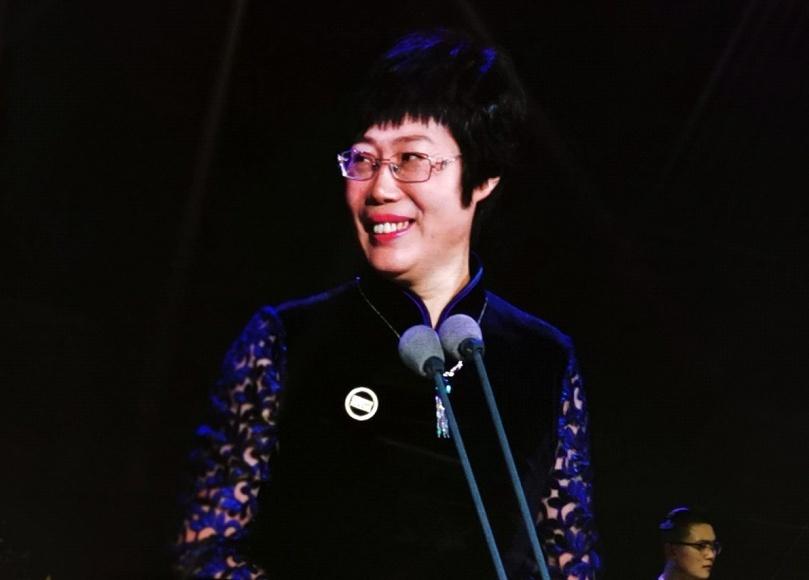 清华大学、山东大学教授,中国科学院院士王小云。赵永新摄