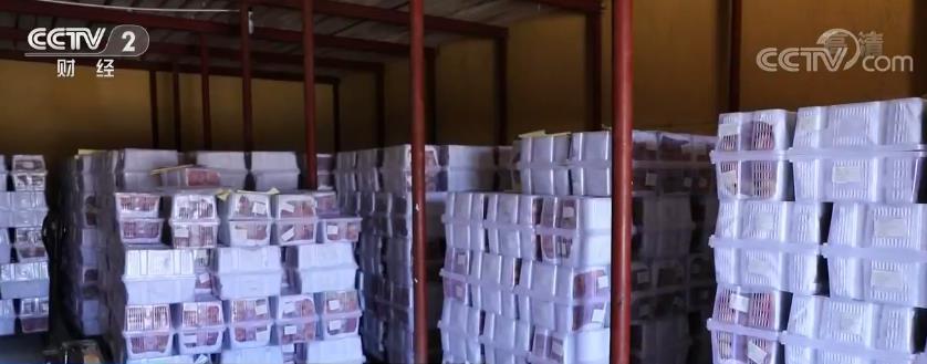 霍尔果斯口岸1—7月出口果蔬4.41万吨