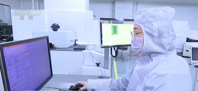 我國高端裝備制造業再添新支撐 高端裝備圖像傳感器研制取得新進展