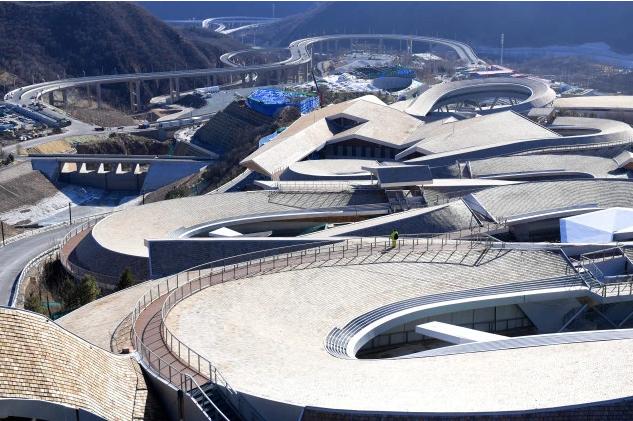 北京冬奥会竞赛场馆全面完工!你知道几个?