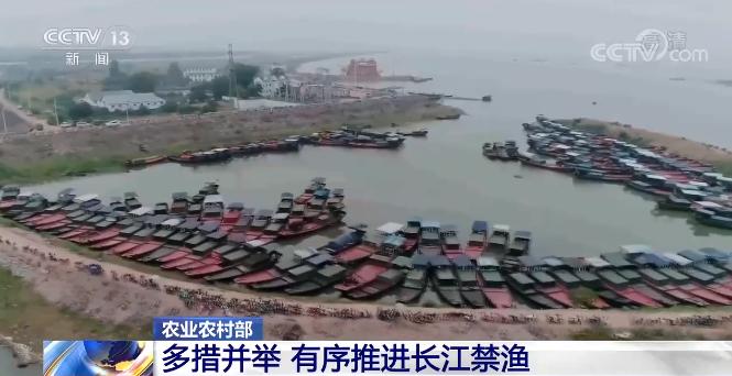 农业农村部将采取四大措施 有序推进长江禁渔