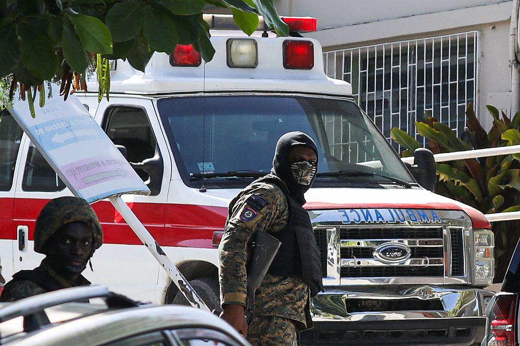 海地总统遇刺前最后通话曝光 10分钟致电两名军官求援未果插图